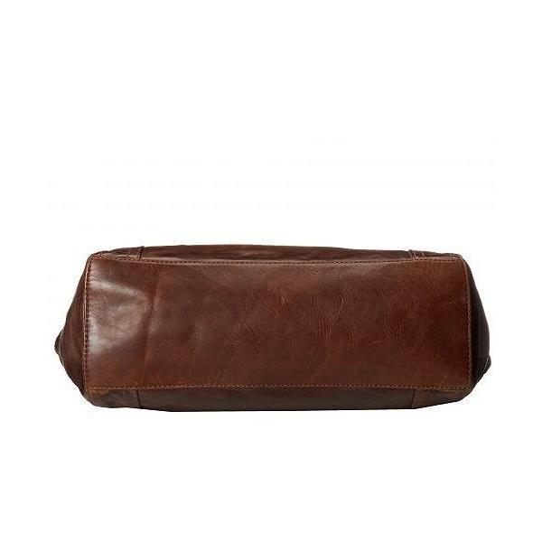 Frye フライ レディース 女性用 バッグ 鞄 トートバッグ バックパック リュック Melissa Shoulder - Dark Brown Antique Pull Up