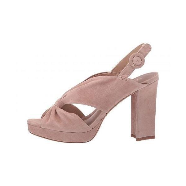 Diane von Furstenberg ダイアンフォンファステンバーグ レディース 女性用 シューズ 靴 ヒール Heidi - Powder Kid Suede