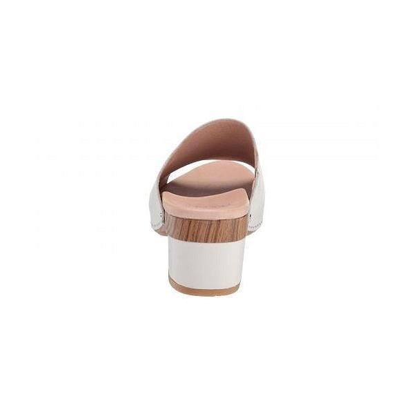 Dansko ダンスコ レディース 女性用 シューズ 靴 ヒール Maci - Ivory Full Grain