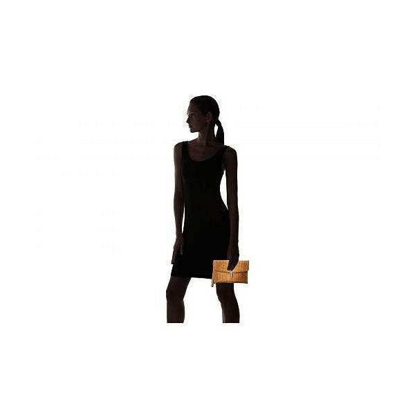 Brahmin レディース 女性用 バッグ 鞄 ハンドバッグ クラッチ Everett Ruth Clutches - Cognac