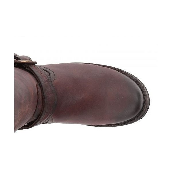 Frye フライ レディース 女性用 シューズ 靴 ブーツ ライダーブーツ Veronica Slouch 2 - Redwood Washed Oiled Vintage