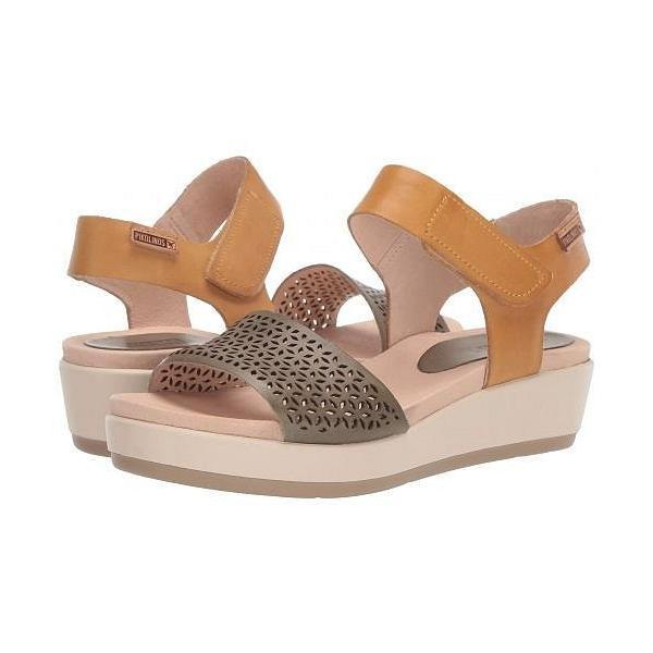 Pikolinos レディース 女性用 シューズ 靴 ヒール Mykonos W1G-1733 - Mar