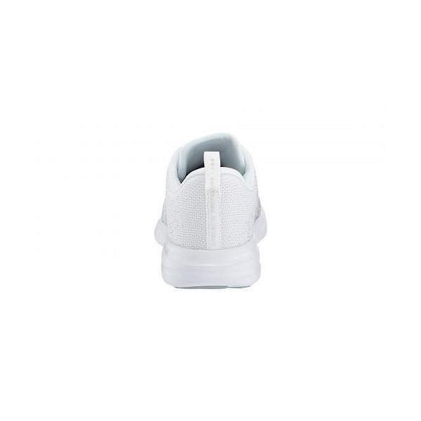 Athletic Propulsion Labs (APL) レディース 女性用 シューズ 靴 スニーカー 運動靴 Techloom Pro - Metallic Silver/White/Ombre