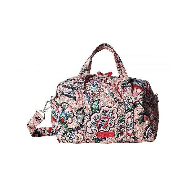 Vera Bradley ベラブラッドリー レディース 女性用 バッグ 鞄 バックパック リュック Iconic 100 Handbag - Stitched Flowers
