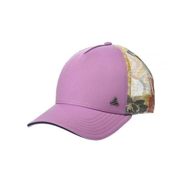 Prana プラナ レディース 女性用 ファッション雑貨 小物 帽子 トラッカーハット Idalis Trucker Hat - Dusty Orchid