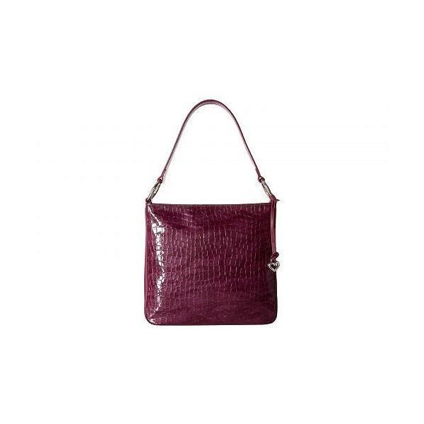 Brighton ブライトン レディース 女性用 バッグ 鞄 ショルダーバッグ バックパック リュック Cher Shoulder Bag - Guavaberry