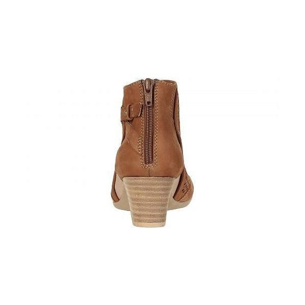 Earth アース レディース 女性用 シューズ 靴 ヒール Sahara - Sand Brown Soft Buck