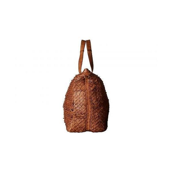 Day & Mood デイアンドムード レディース 女性用 バッグ 鞄 トートバッグ バックパック リュック Jamie Weekend Bag - Cognac