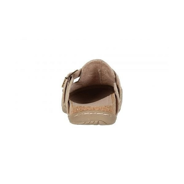 Earth アース レディース 女性用 シューズ 靴 クロッグ ミュール Cayman - Light Grey Pig Nubuck