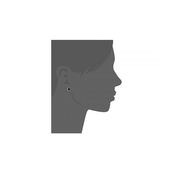 Shinola Detroit シノラデトロイト レディース 女性用 ジュエリー 宝飾品 イヤリング Coin Edge Studs with Lapis - Sterling Silver/Lapis