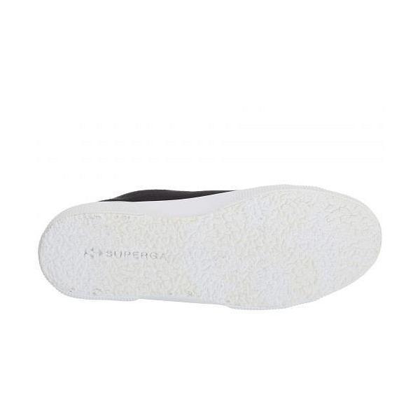Superga スペルガ レディース 女性用 シューズ 靴 スニーカー 運動靴 2795 Cotu - Full Black/White 1