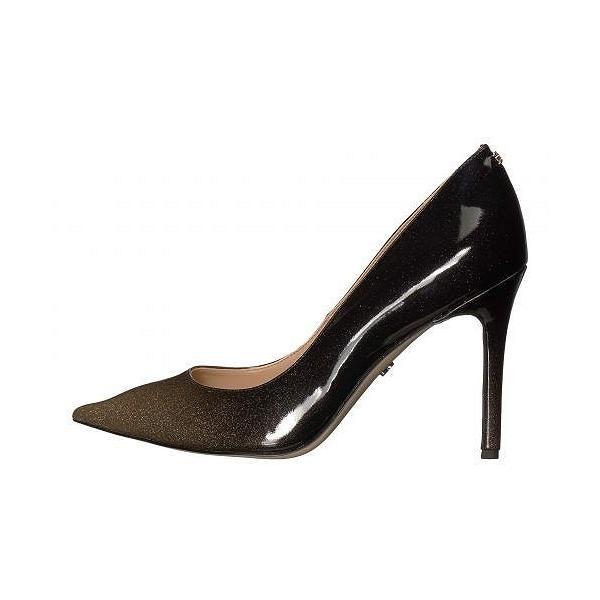 Sam Edelman サムエデルマン レディース 女性用 シューズ 靴 ヒール Hazel - Gold Degrade Crystal Patent