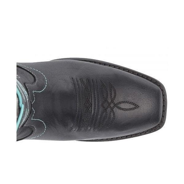 Justin ジャスティン レディース 女性用 シューズ 靴 ブーツ ウエスタンブーツ Jessa - Black