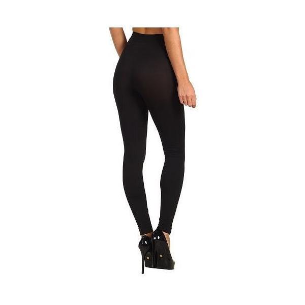 Wolford ウォルフォード レディース 女性用 ファッション パンツ ズボン Velvet 100 Leg Support Leggings - Black
