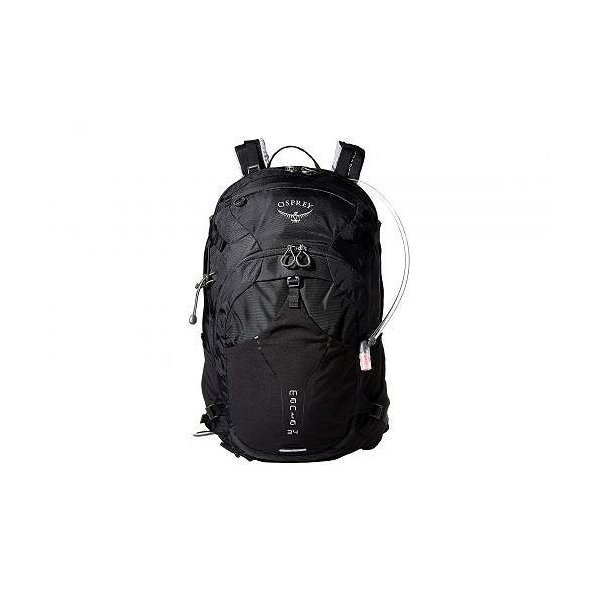 Osprey オスプレイ メンズ 男性用 バッグ 鞄 バックパック リュック Manta 34 - Black