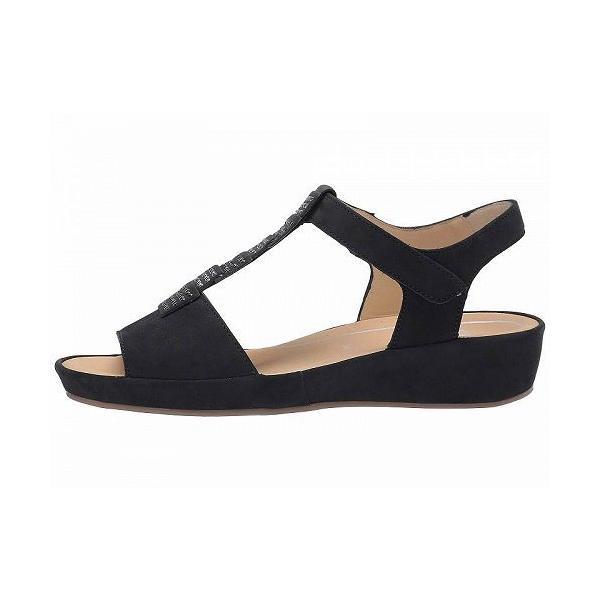 ara アラ レディース 女性用 シューズ 靴 サンダル Chrissy - Blue Nubuck