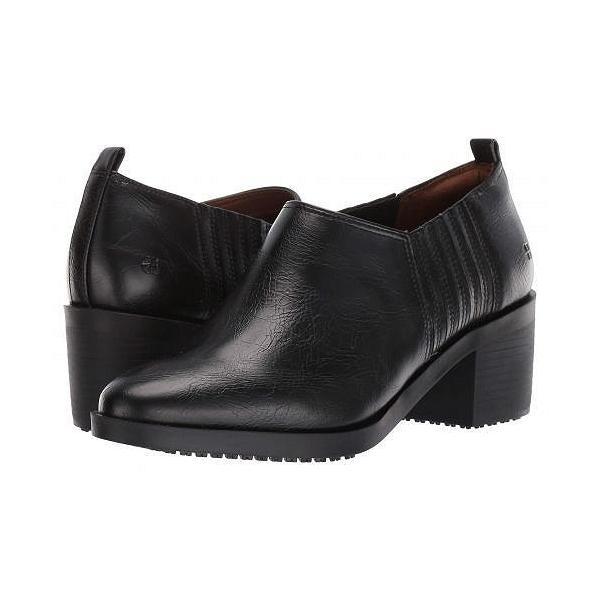 Shoes for Crews レディース 女性用 シューズ 靴 ブーツ アンクルブーツ ショート Elva - Black