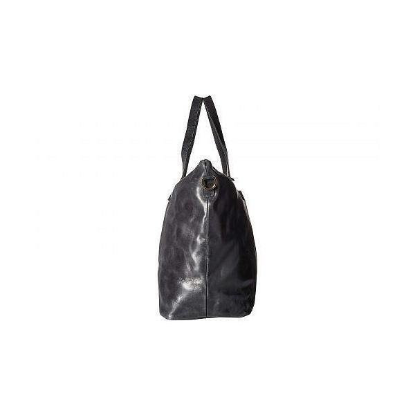 ABLE レディース 女性用 バッグ 鞄 ダッフルバッグ Alem Weekender - Black