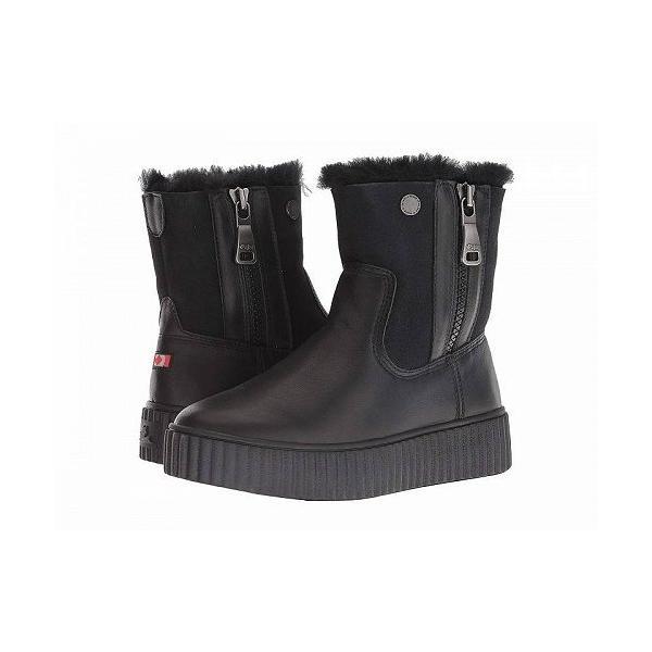 Pajar CANADA パジャー レディース 女性用 シューズ 靴 ブーツ スノーブーツ Caline - Black