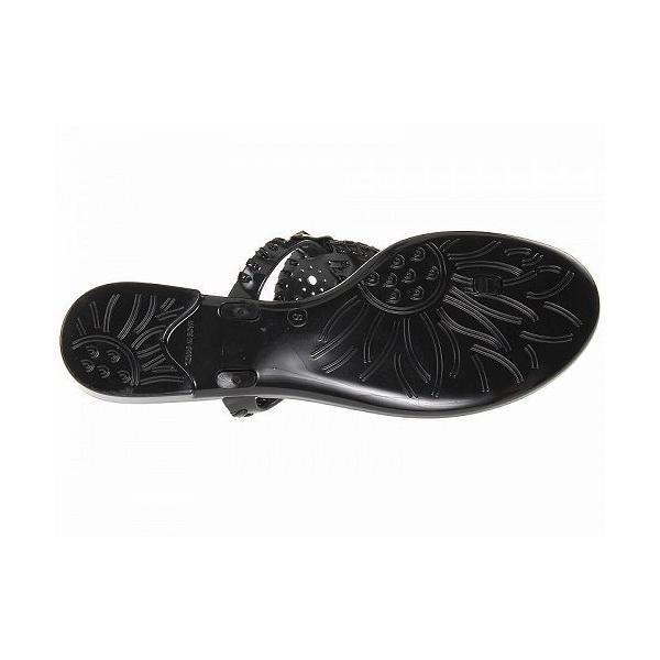 Jack Rogers ジャックロジャース レディース 女性用 シューズ 靴 サンダル Georgica Jelly - Black