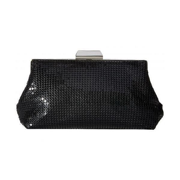 Adrianna Papell アドリアナパペル レディース 女性用 バッグ 鞄 ハンドバッグ クラッチ Ora - Black