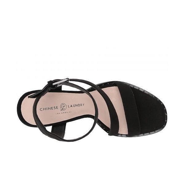 Chinese Laundry チャイニーズランドリー レディース 女性用 シューズ 靴 ヒール Simi - Black