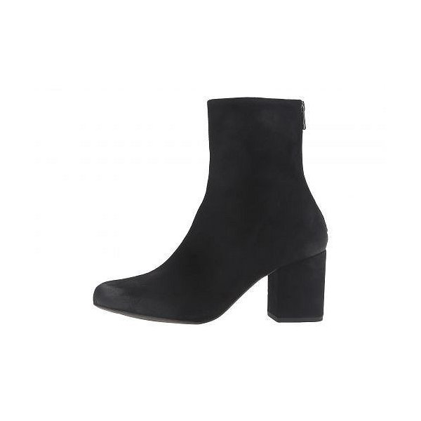 Free People フリーピープル レディース 女性用 シューズ 靴 ブーツ アンクルブーツ ショート Cecile Ankle Boot - Black
