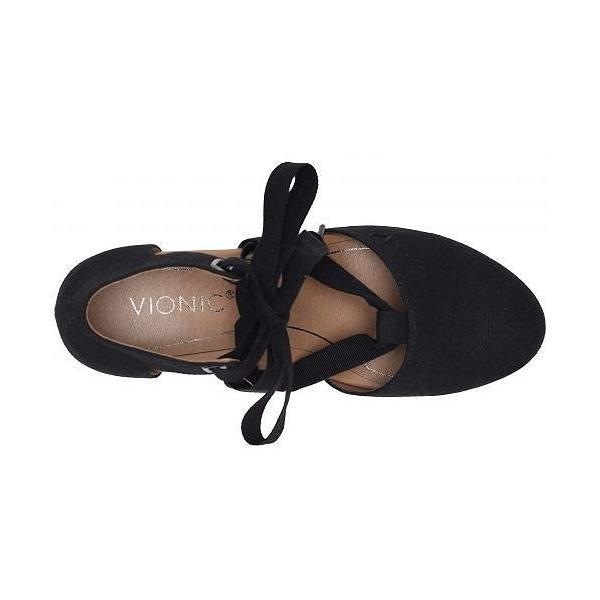 VIONIC バイオニック レディース 女性用 シューズ 靴 ヒール Kaitlyn - Black