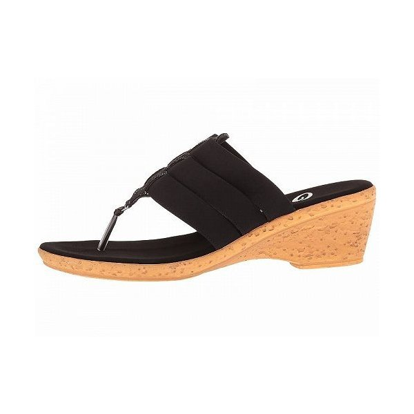 Onex オネックス レディース 女性用 シューズ 靴 ヒール Shana - Black