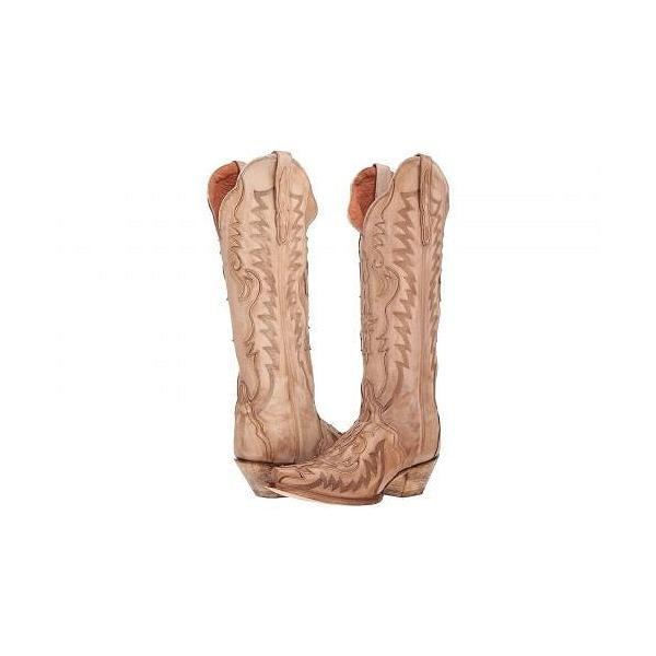Dan Post ダンポスト レディース 女性用 シューズ 靴 ブーツ ウエスタンブーツ Hallie - Bone