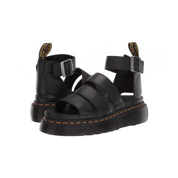 Dr. Martens ドクターマーチン レディース 女性用 シューズ 靴 サンダル Clarissa II Quad Shore - Black