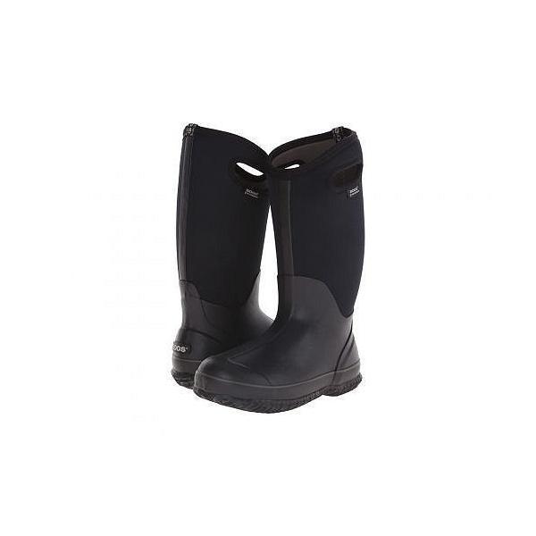 Bogs ボグス レディース 女性用 シューズ 靴 ブーツ スノーブーツ Classic High Handles - Black