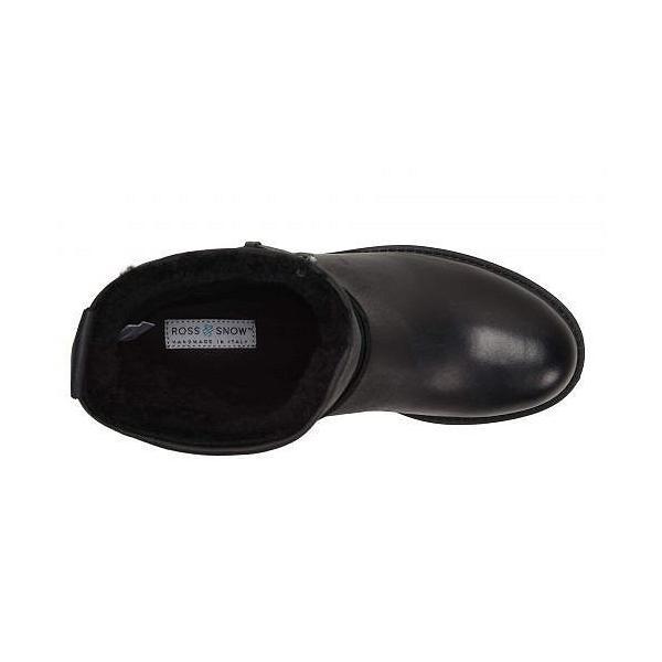 Ross & Snow レディース 女性用 シューズ 靴 ブーツ ライダーブーツ Cristiana SP - Black