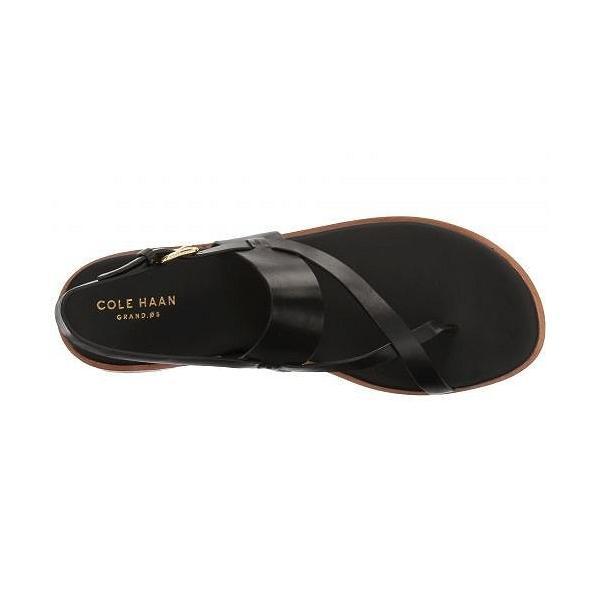 Cole Haan コールハーン レディース 女性用 シューズ 靴 サンダル Anica Thong Sandal - Black