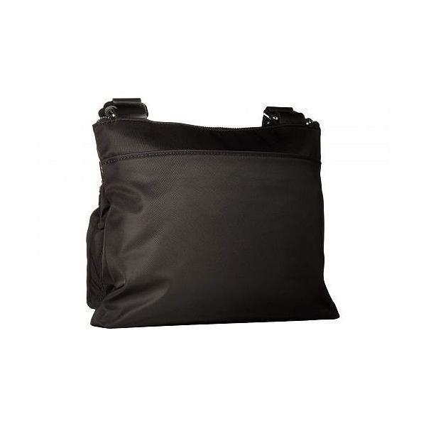 Brighton ブライトン レディース 女性用 バッグ 鞄 バックパック リュック Frisco Messenger - Black