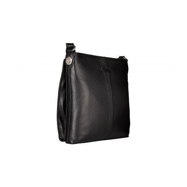 Brighton ブライトン レディース 女性用 バッグ 鞄 バックパック リュック Ferrara Crossbody Organizer - Black