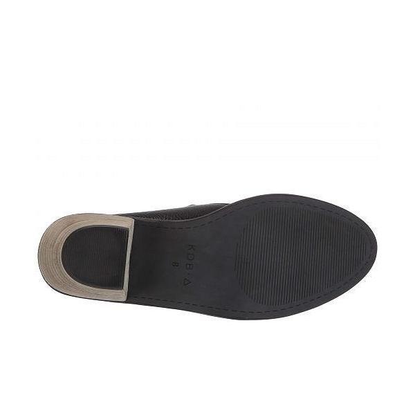 Kelsi Dagger Brooklyn レディース 女性用 シューズ 靴 ブーツ アンクルブーツ ショート Korben - Black