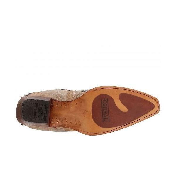 Corral Boots コーラルブーツ」 レディース 女性用 シューズ 靴 ブーツ ウエスタンブーツ C3356 - Bone
