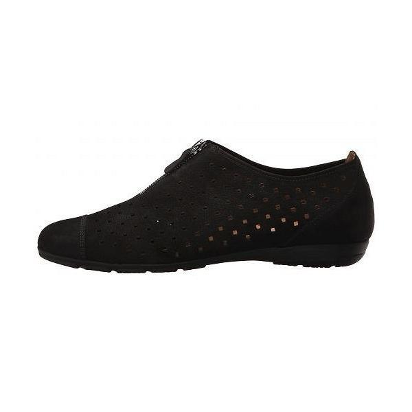 Gabor ガボール レディース 女性用 シューズ 靴 ローファー ボートシューズ Gabor 84.164 - Black