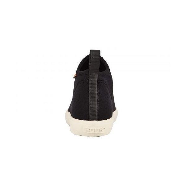 Bogs ボグス レディース 女性用 シューズ 靴 スニーカー 運動靴 Kicker Bootie - Black