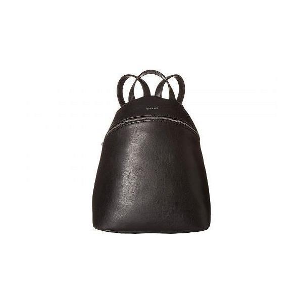 Matt & Nat レディース 女性用 バッグ 鞄 バックパック リュック Vintage Aries - Black