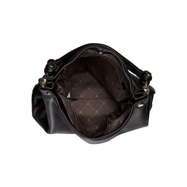 Vince Camuto ヴィンスカムート レディース 女性用 バッグ 鞄 ホーボー ハンドバッグ Ruell Hobo - Black