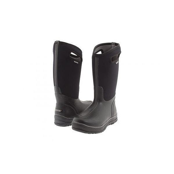 Bogs ボグス レディース 女性用 シューズ 靴 ブーツ スノーブーツ Ultra High - Black