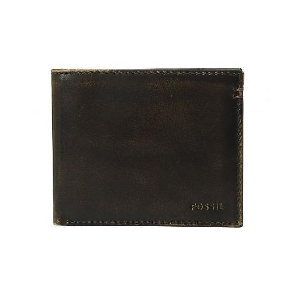12abce8249ecc Fossil フォッシル メンズ 男性用 ファッション雑貨 小物 財布 Wade RFID ...