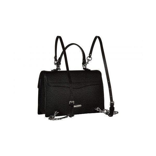 Rebecca Minkoff レベッカミンコフ レディース 女性用 バッグ 鞄 バックパック リュック Jean Convertible Backpack - Black