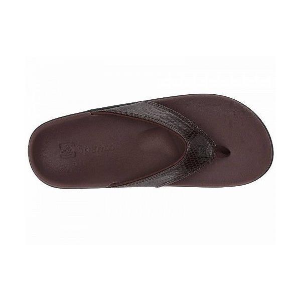 Spenco スペンコ レディース 女性用 シューズ 靴 サンダル Yumi 2 Snake - Brown