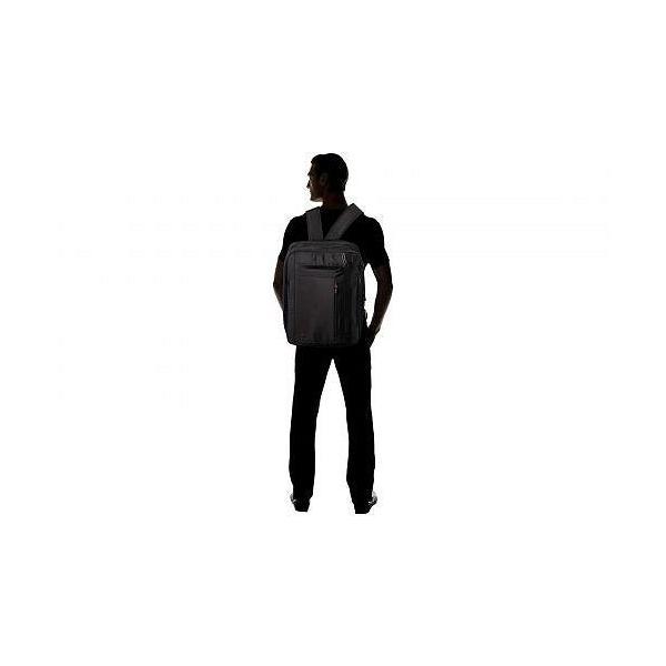"""Hedgren ヘッドグレン メンズ 男性用 バッグ 鞄 バックパック リュック Explicit Three-Way Bag 15"""" - Black"""