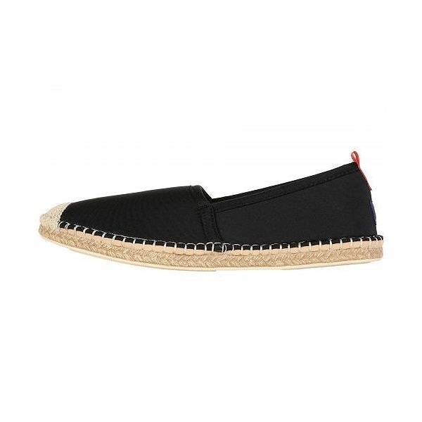Sea Star Beachwear レディース 女性用 シューズ 靴 ローファー ボートシューズ Beachcomber Espadrille - Black
