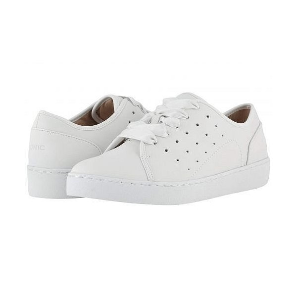 VIONIC バイオニック レディース 女性用 シューズ 靴 スニーカー 運動靴 Keke - White
