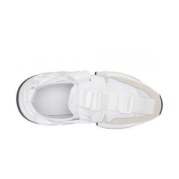 MM6 Maison Margiela エムエムシックス レディース 女性用 シューズ 靴 スニーカー 運動靴 Center Loop Sneaker - White